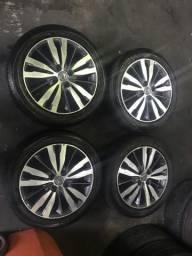Aro 16 Honda roda e pneus Fit city peças