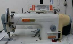 Máquina de Costura Reta Siruba Eletrônica Direct Drive DL7000-M1-13 semi-nova