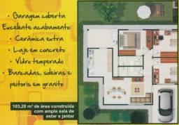 Vende-se casas de 103,28 m² em Ourilândia do Norte no Condomínio dos Ipês