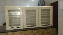 Armário em aço inox para cozinha