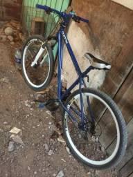 Bicicleta top barbada