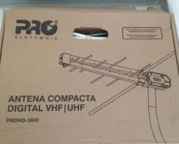 Conversor digital + antena