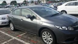 Civic Lxs 1.8 top único dono 61.000km - 2014