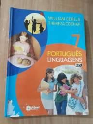 Livro Português Linguagens 7° ano