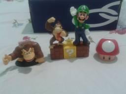 Bonecos Nintendo