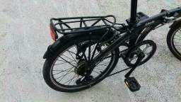 Bicicleta caloi urbe ( dobravel )