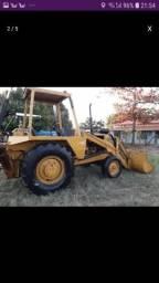 580H Retro escavadeira