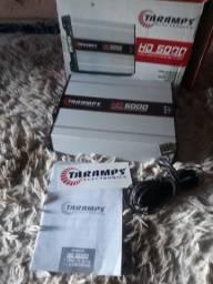 Vendo taramps HD 5000 rms