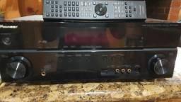 Home Theater Pioneer - Receiver 7.1 VSX-1019H - Em excelente estado: zerado