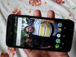 Motog4 play impecável completo mais iphone 4s quebrado