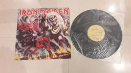 Iron Maiden #Number of the Beast
