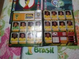 Álbuns das copas , 2002 , 2006, 2010 , 2014