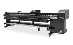Maquina impressao digital ampla