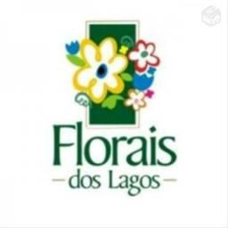 Lote condominio florais dos lagos 625 m² aceito carro ou parcelo