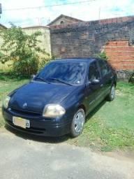 Carro clio 2003 7mil - 2003