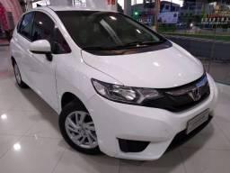 Honda Fit LX 1.5 Aut completo - baixo km - aceito trocas - 2015