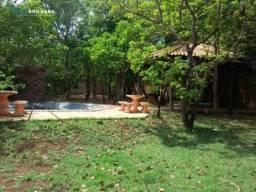 Rancho Parque dos Pequizeiros com 2 dormitórios à venda por R$ 420.000 - Zona Rural - Sant