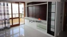 Apartamento para alugar, 86 m² por R$ 2.900,00/mês - Três Figueiras - Porto Alegre/RS