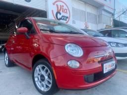 Fiat 500 1.4 Cult - Pouco rodado! - 2012