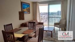 Apartamento 56m², Helbor Park Clube I, 2 quartos 1 suite 1 vaga, Papicu, Fortaleza. Alugue