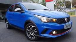 FIAT ARGO HGT 1.8 16V FLEX Azul 2017/2018 - 2017