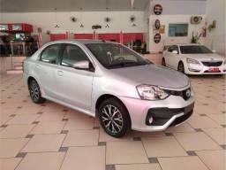 Toyota Etios SD PLATINUM 1.5 - 2018