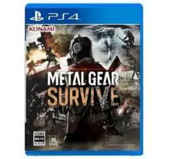 Metal Gear Survive para PS4