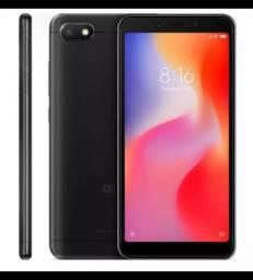 Smartphone Xiaomi Redmi 6a 16gb 2gb 4g 13mp Tela 5,45 novos