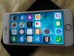 Vendo ou troco iphone 6S 128 GB