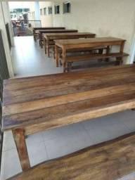 Vendo mesas de madeira