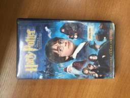 VHS Harry Potter e a Pedra Filosal comprar usado  Araçatuba