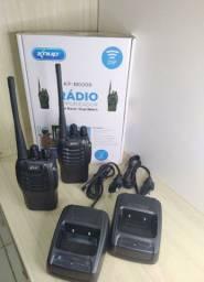 Rádio Comunicador Walk Talk Dual Band