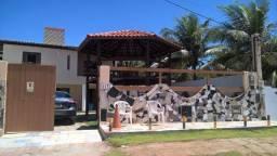 Casa em Jaú em frente a praia 4/4 , $ 3500
