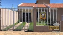 Casa com 2 dormitórios para alugar, 62 m² por R$ 1.200,00/mês - Vila Carima - Foz do Iguaç