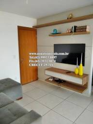 Apartamento para venda, 3 quartos (1 Suíte), Setor Santa Genoveva.