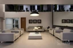 Apartamento com sala e cozinha amplas, varanda gourmet, 3 quartos, 90 m² - Manaíra