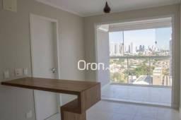 Flat com 1 dormitório à venda, 38 m² por R$ 279.000,00 - Jardim Goiás - Goiânia/GO