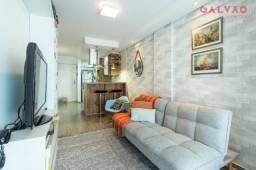 Apartamento à venda com 2 dormitórios em Alto da glória, Curitiba cod:39995