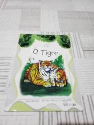 Livro Infantil - O Tigre