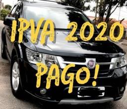 Freemont 2012 7 lugares e IPVA 2020 pago! - 2012