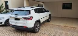 Jeep compass longitude aut. 2018. carro impecável - 2018