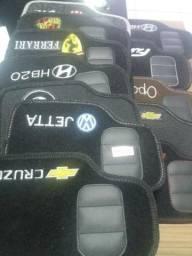 Tapetes personalizados feito sob medida para carro