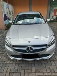 Mercedes cla 180 - 2018