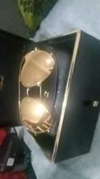 Óculos de ouro 18k