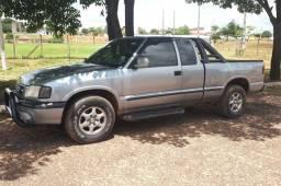 Chevrolet S-10 cabine estendida. - 1997