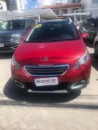 Peugeot 2008 Griffe 1.6 (Flex) - 2016