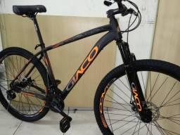 Bicicleta aro 29 GIACO freios a disco NOVA