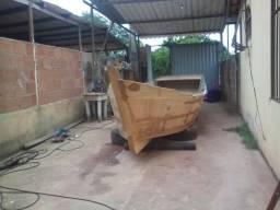 Barcos de madeira