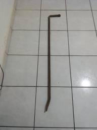 Pé de Cabra de Ferro Grande 150cm