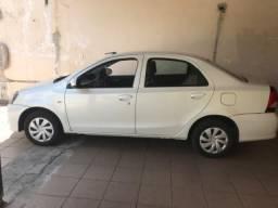 Etios X Sedan 1.5 / 2019 - 16.000 km - completaço! - 2019